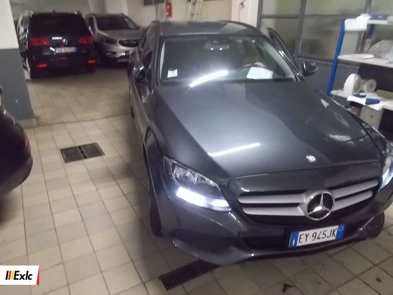 Mercedes benz c klasse for Mercedes benz blue tec